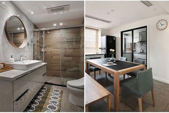 富裕型140平米三室三厅宜家风格卫生间装修案例