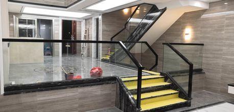 130平米别墅东南亚风格楼梯间装修图片大全