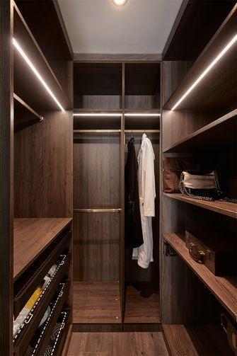100平米三室两厅现代简约风格衣帽间装修效果图