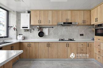 140平米三日式风格厨房欣赏图