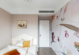 90平米美式风格儿童房设计图