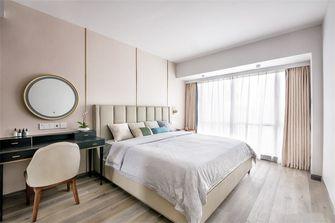 100平米三室两厅新古典风格卧室效果图
