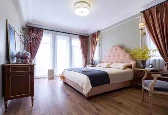140平米复式地中海风格卧室图