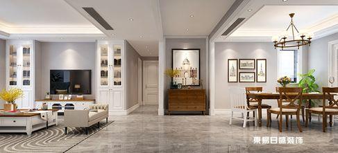 120平米四室两厅美式风格走廊图