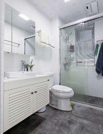 80平米宜家风格卫生间图片