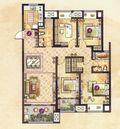 四房美式风格图
