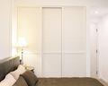 50平米一室一厅宜家风格卧室图
