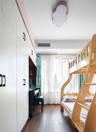 140平米四室一厅北欧风格儿童房图