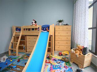 10-15万140平米四室一厅田园风格儿童房设计图