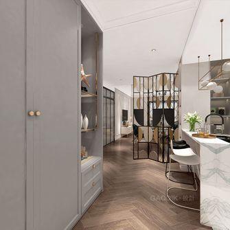 100平米一室两厅法式风格餐厅装修图片大全