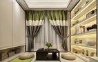 90平米三室一厅其他风格卧室装修案例