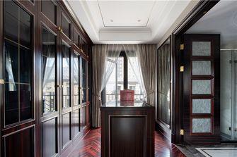 140平米别墅新古典风格衣帽间装修效果图