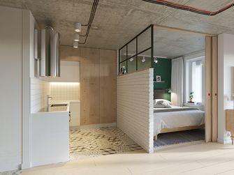 50平米混搭风格卧室装修效果图