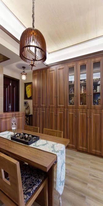 90平米东南亚风格储藏室设计图