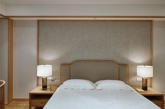 140平米别墅日式风格卧室图片