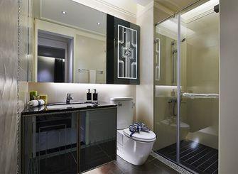 120平米三室一厅新古典风格卫生间效果图