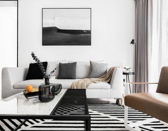 110平米三宜家风格客厅装修图片大全