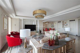 140平米复式欧式风格餐厅设计图