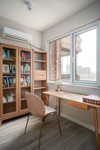 70平米北欧风格书房装修图片大全