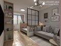 60平米宜家风格卧室装修案例