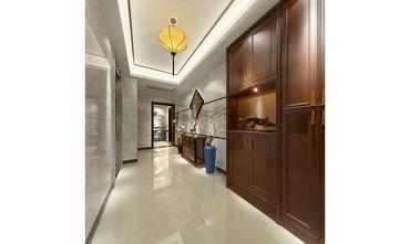 富裕型70平米三室两厅中式风格楼梯图