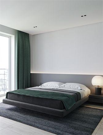 60平米一居室宜家风格卧室图片