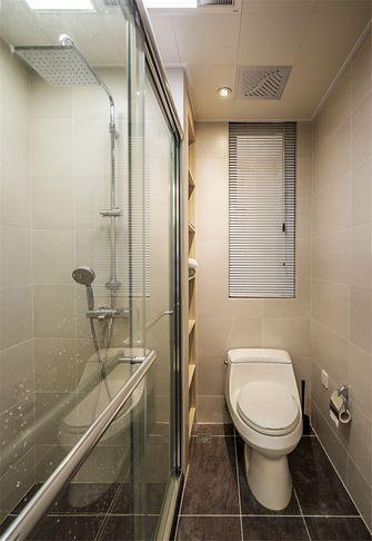 90平米三室两厅宜家风格卫生间图