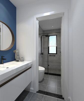 120平米三室两厅中式风格卫生间图片