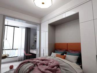 130平米三英伦风格卧室装修案例
