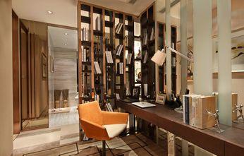 140平米四室两厅英伦风格书房装修图片大全