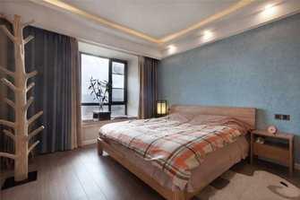 140平米四室两厅新古典风格卧室图片
