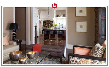 90平米三美式风格厨房效果图