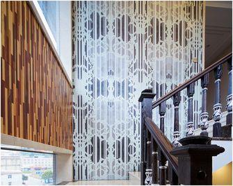 20万以上140平米别墅混搭风格楼梯图片