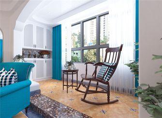 经济型140平米四室四厅地中海风格阳台欣赏图