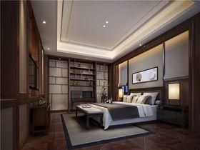 140平米別墅其他風格臥室圖