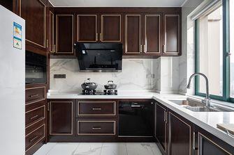140平米一室两厅中式风格厨房装修案例