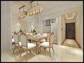 110平米四室四厅欧式风格餐厅图