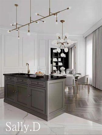 120平米新古典风格厨房欣赏图