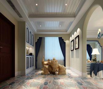 110平米一居室地中海风格玄关装修案例