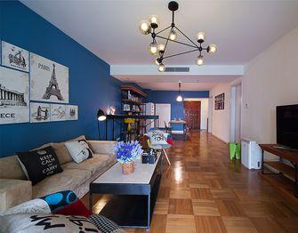 30平米以下超小户型地中海风格客厅设计图