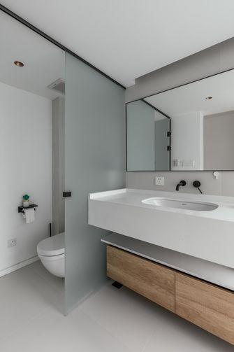 130平米三室两厅欧式风格卫生间图片