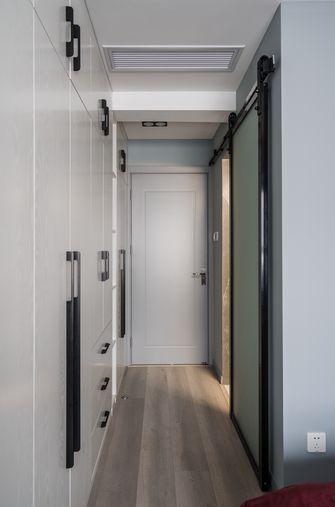100平米三室两厅现代简约风格走廊欣赏图