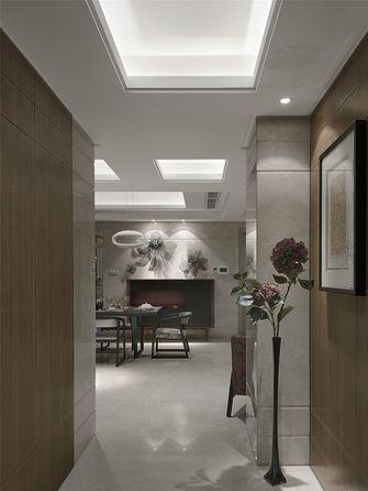 110平米三室两厅现代简约风格走廊设计图