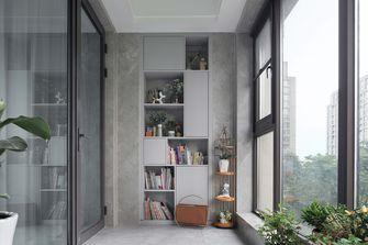 140平米四现代简约风格阳光房图片