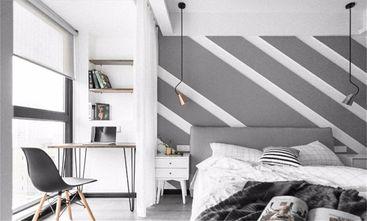 100平米北欧风格卧室图片