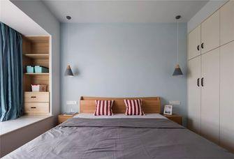 90平米三北欧风格卧室欣赏图