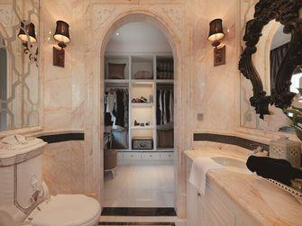 120平米三室两厅法式风格衣帽间图