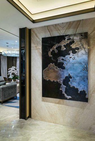120平米三室两厅欧式风格玄关设计图