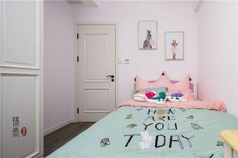 100平米三室两厅新古典风格儿童房效果图