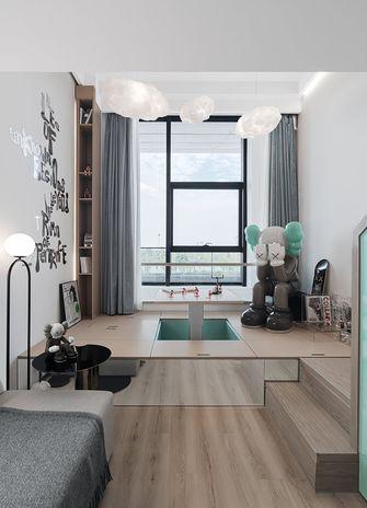 50平米公寓现代简约风格储藏室装修案例